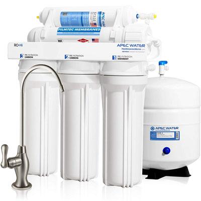 Top 10 de los mejores sistemas de filtración de agua para el hogar en 2021 revisiones