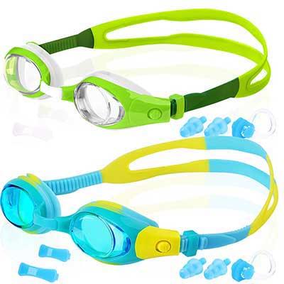 Las 10 mejores gafas de natación para niños en revisiones – actualización