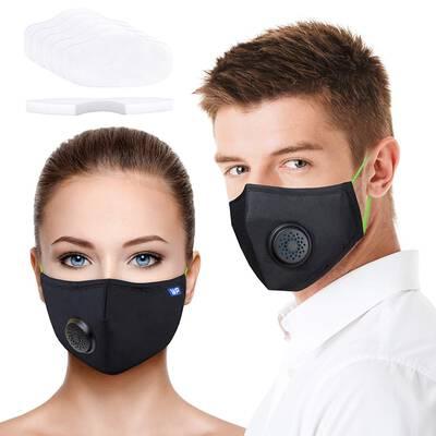 Las 10 mejores máscaras contra la contaminación en revisiones para 2021
